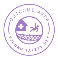 Strong Safety Net badge